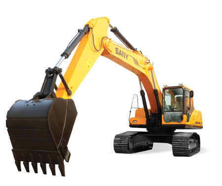 New Generation Hydraulic Excavator:SY235C