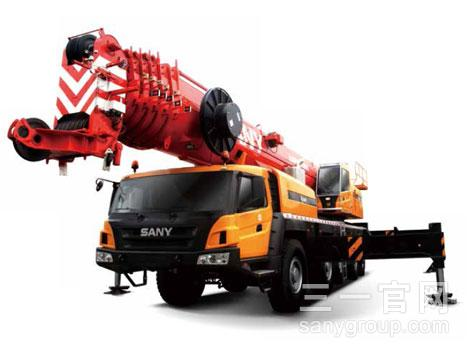All-terrain Crane:SAC2200