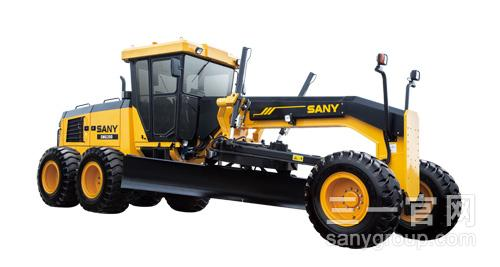 SMG Series Mechanical Motor Grader:SMG200-3