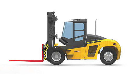 Heavy Duty Forklift Trucks:SCP180C2