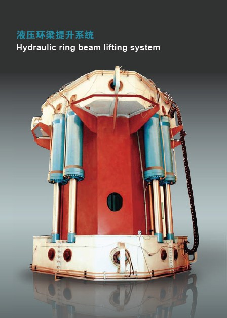 Hydraulic Ring Beam Lifting System