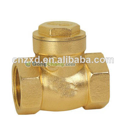 Provide Brass check valve Various specifications