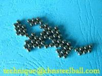 Mini steel ball