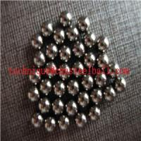 0.7938mm chrome steel balls with RoHS