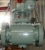 4''-900lb metal to metal seal ball valve
