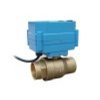 Electric water valve CWX-15Q FULL PORT