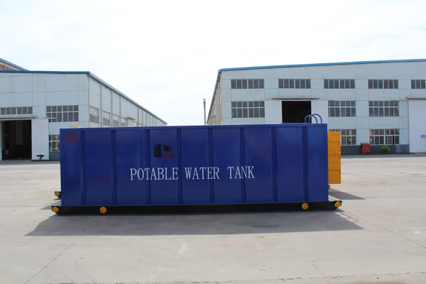 Potable Water Tank