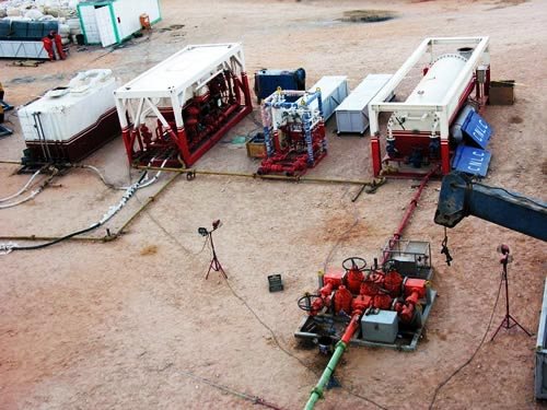 Exploration Surface Well Testing Services