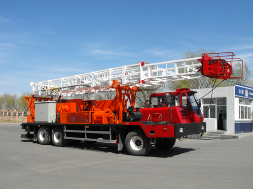workover rigs series