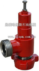 2″ 1502 High pressure safety valves